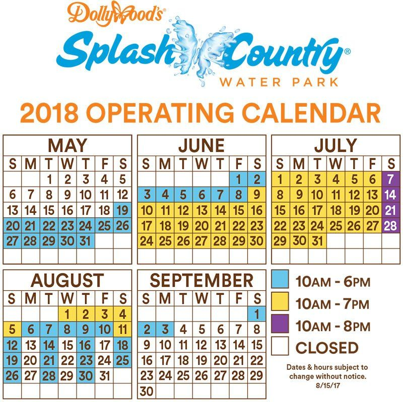 Dollywood Splash Country Hours & Tickets   Things to Do in