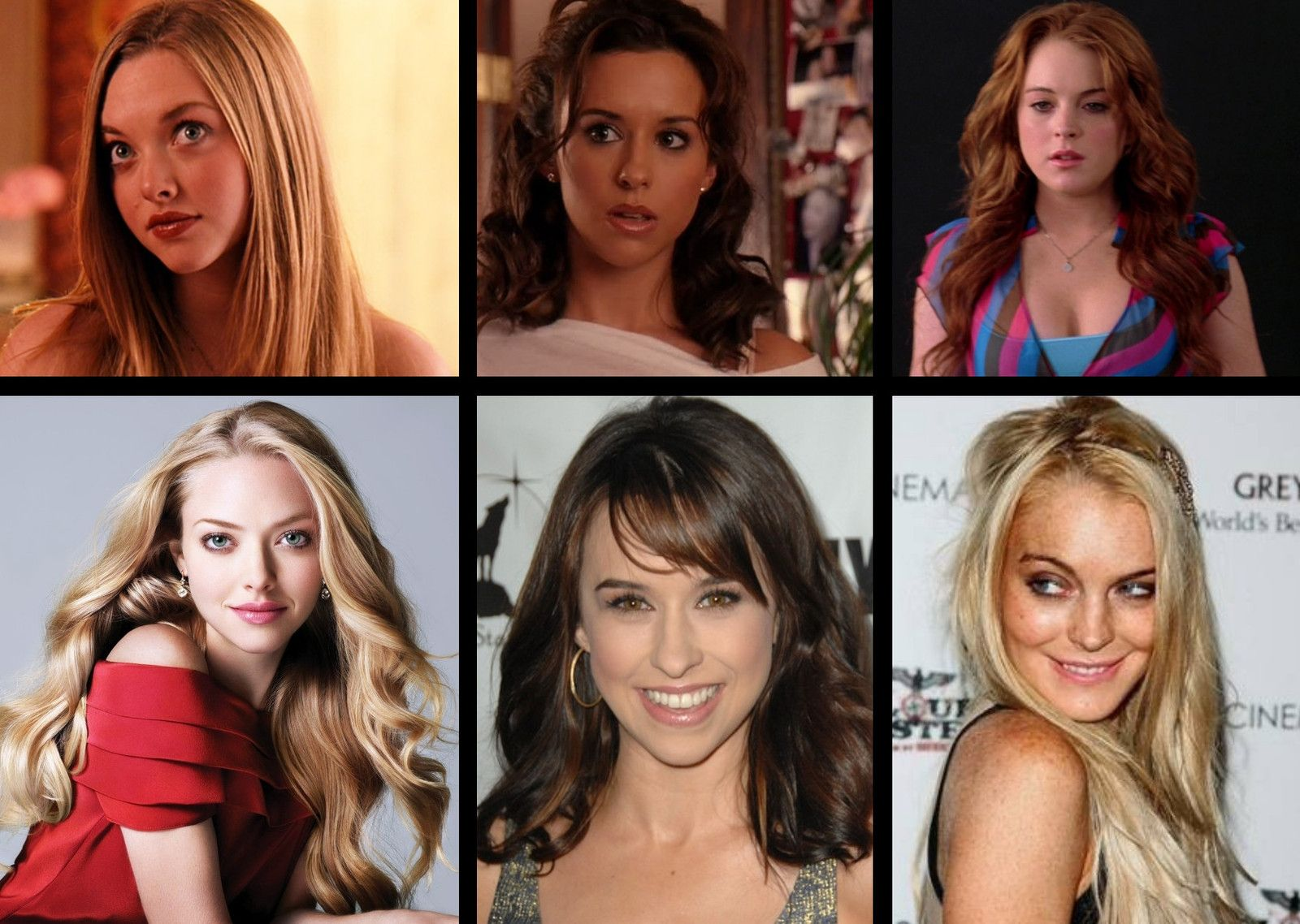 Mean Girls Cast Then and Now: A Cautionary Tale | Mean girl