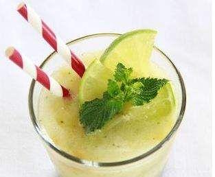 Melonen Mojito Rezept Thermomix Rezepte Lebensmittel Essen