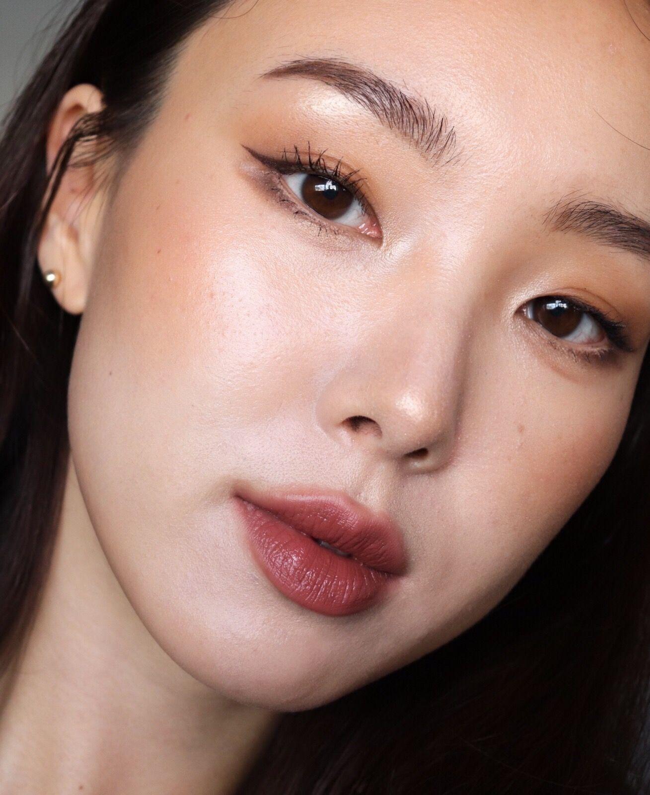 Korean Koreanmakeup Beauty Motd Makeup Fall Fallmakeup Kbeauty Asiatisches Makeup Koreanisches Make Up Einfaches Makeup