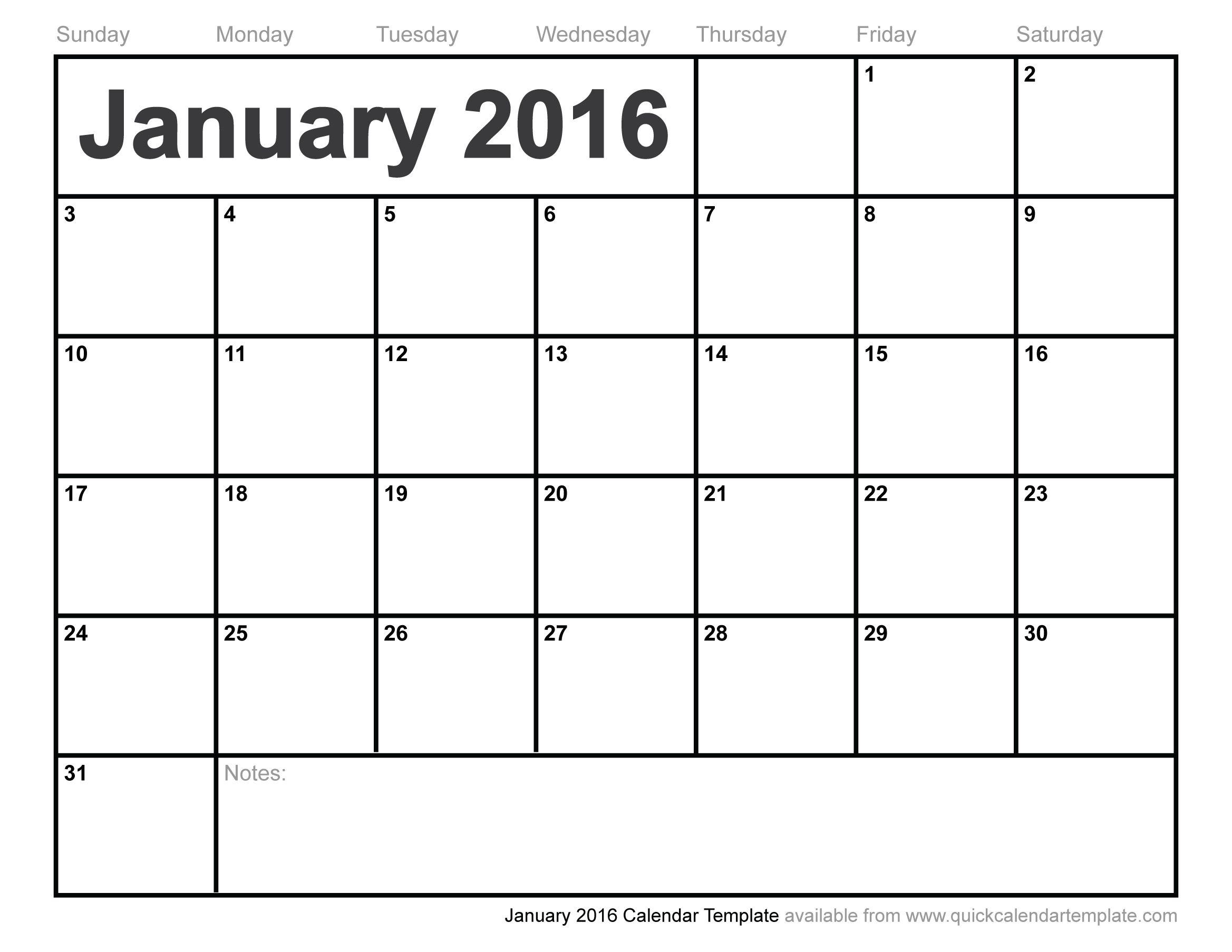 2016 calendar template excel, 2016 calendar template word