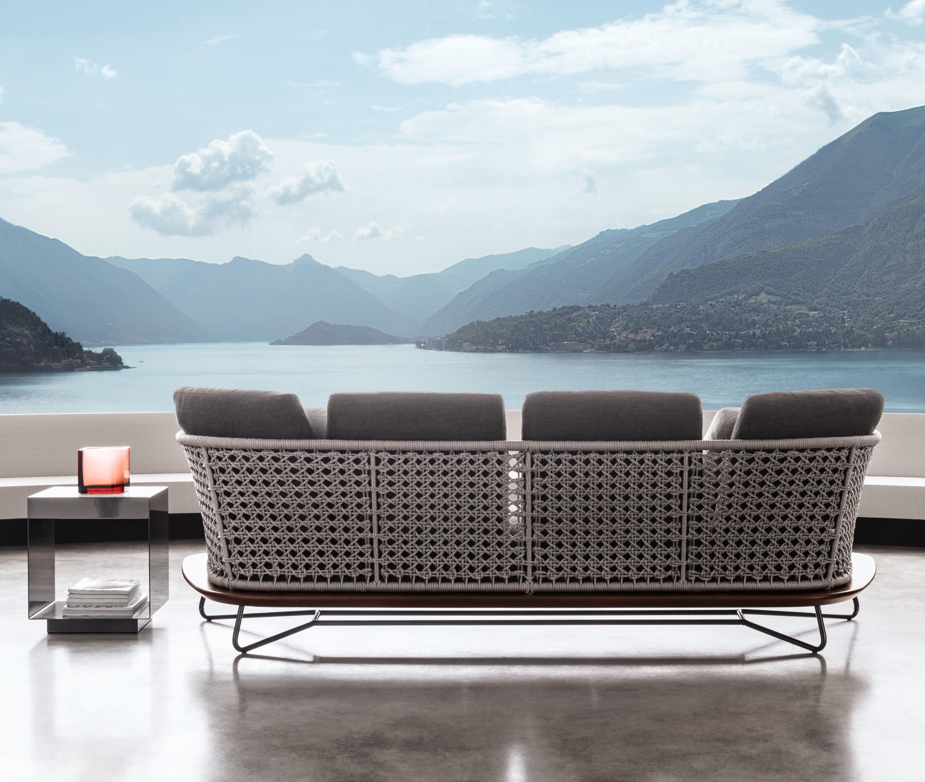 minotti outdoor furniture. RIVERA - Garden Sofas From Minotti | Architonic Outdoor Furniture