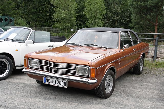 1974 Ford Taunus Gxl Oude Auto S Oldtimers Auto S