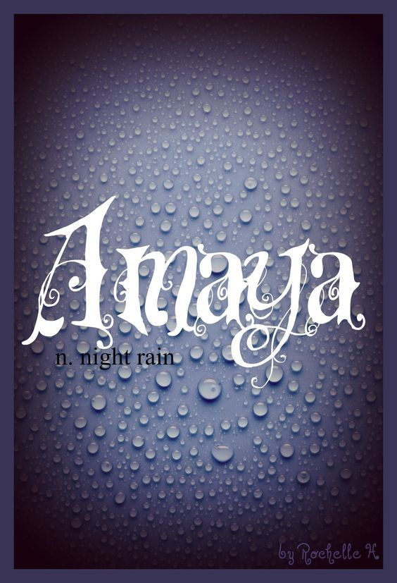 Amaya Night Rain