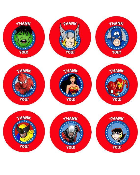8d63a4e728d0 Marvel Avengers Superheroes Printable