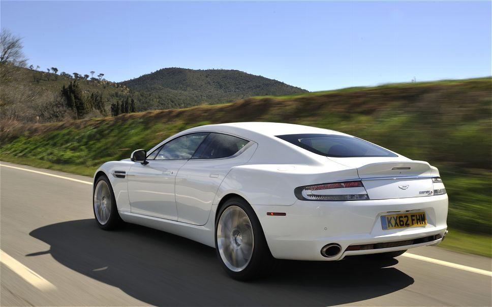 2015 Aston Martin Rapide S Lease Overview Image   ASTON MARTIN ...