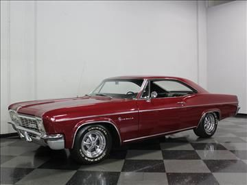 1966 Chevrolet Impala for sale in Fort Worth TX  Love This Car