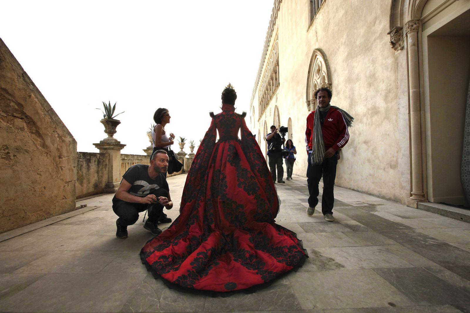 Tirelli Costumi - Abito Oscar - Il Racconto Dei Racconti Tale Of Tales