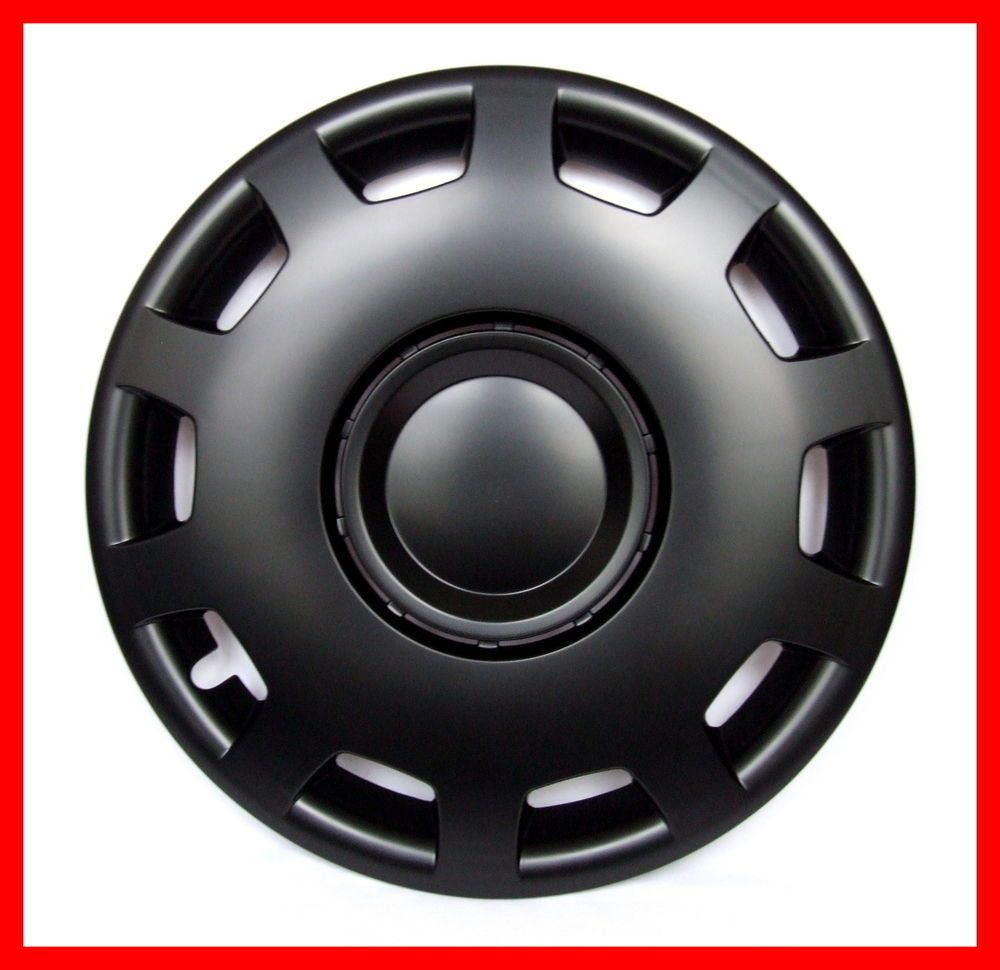 14 Wheel Trims For Vauxhall Combo 4 X14 Black Aksesuarlar