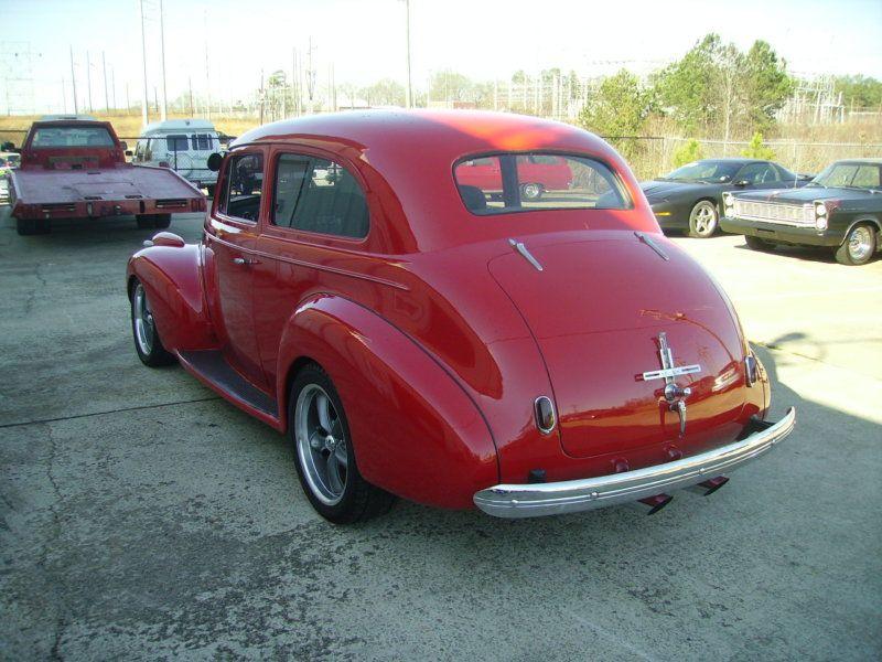 1940 Chevy Master Deluxe 2 Door Sedan Amazing cars
