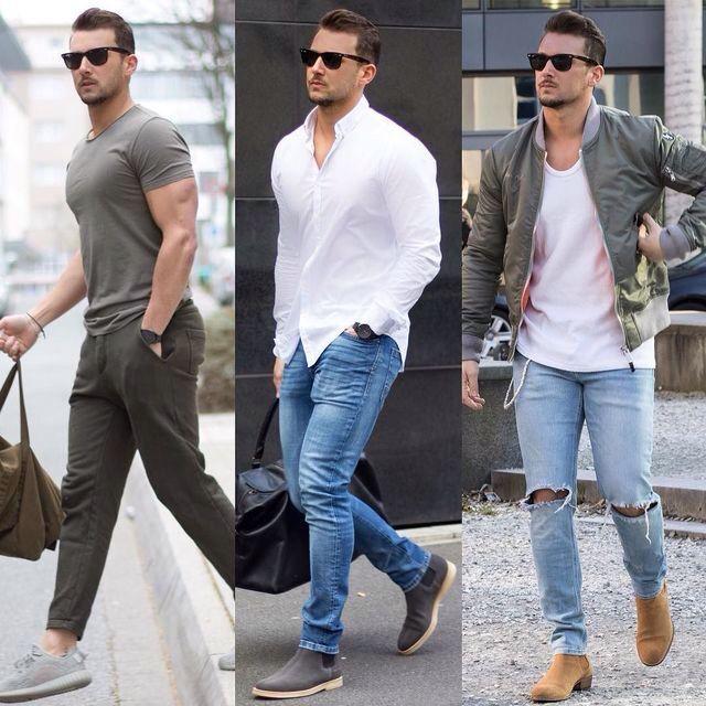 Ropa De Moda Para Hombres Morenos Novocom Top