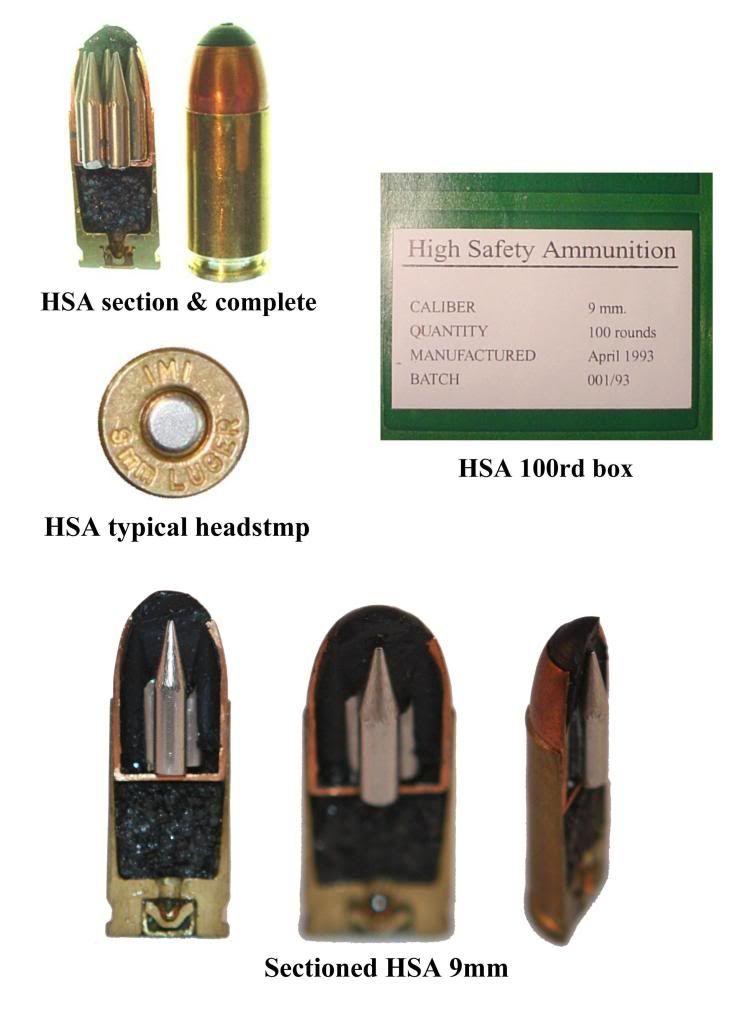 8e2741d790d6c Armor Piercing pistol ammunition
