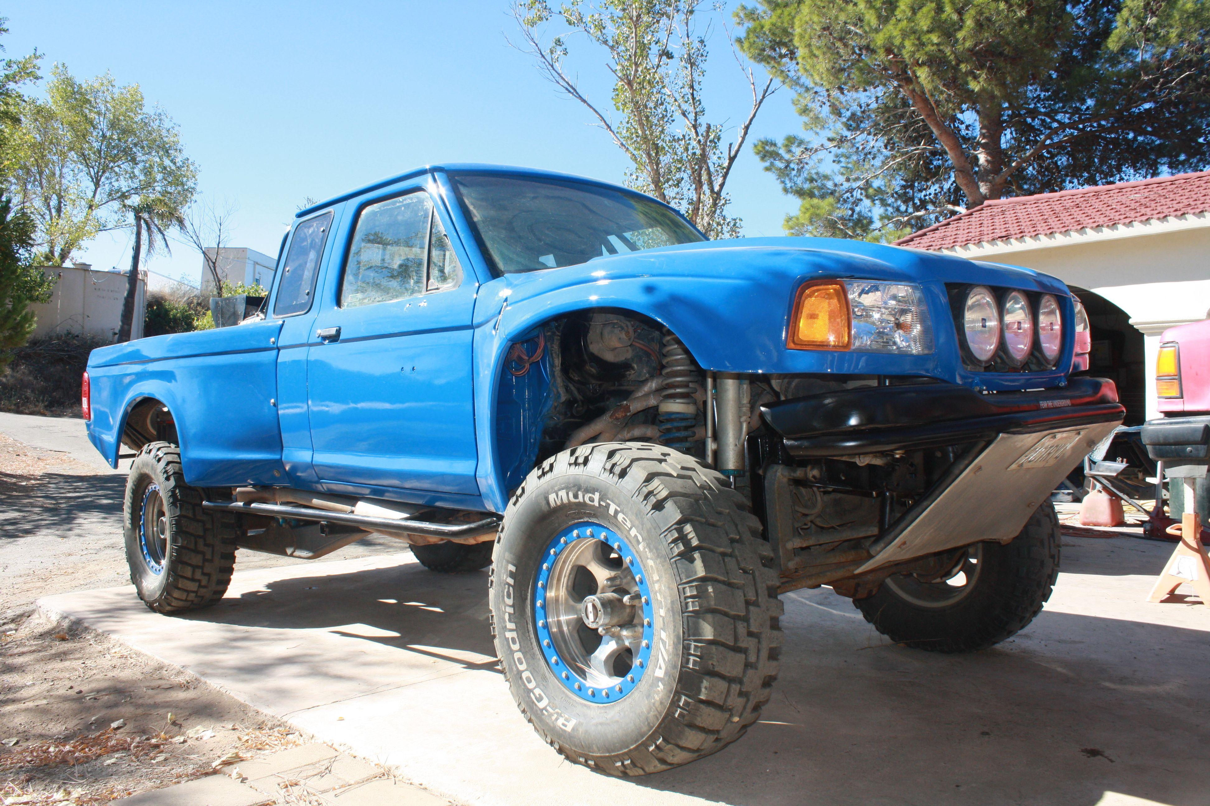 Ford 1988 Ranger prerunner Ford Pinterest Ford