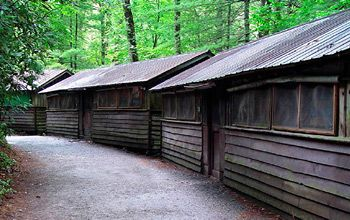This Brings Back Memories Ahhhh The Open Air Camp Cabins Of