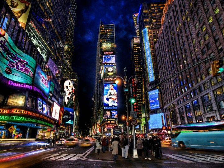NYC- the city that never sleeps