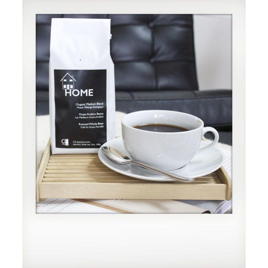 Home blend coffee premium coffee beans coffee bar