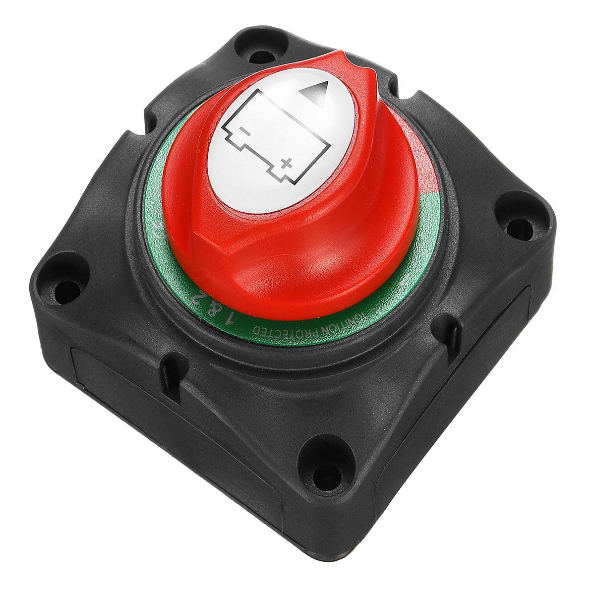 Battery Selector Switch 12v 48v 300a Battery Disconnect Switch Master Isolator Switches Switches St Kitts And Nevis Uganda