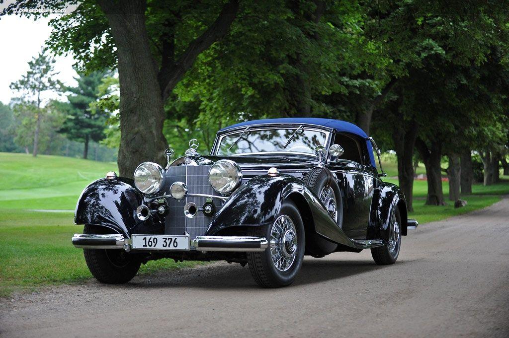 1937 Imágenes de Mercedes-Benz 540K. Foto: 37_Mercedes-540K_CabrioA_DV-10-MB_d04.jpg