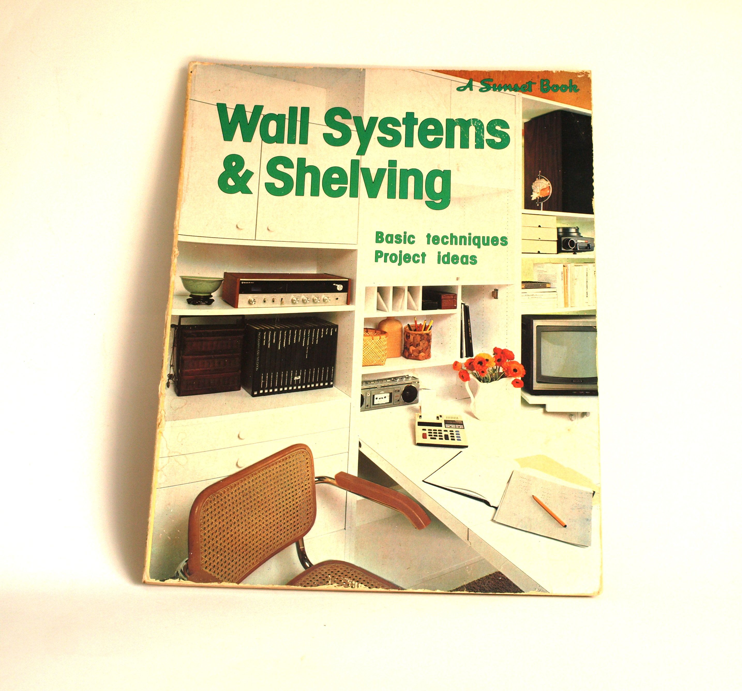 Sunset Wall Systems Shelving Book