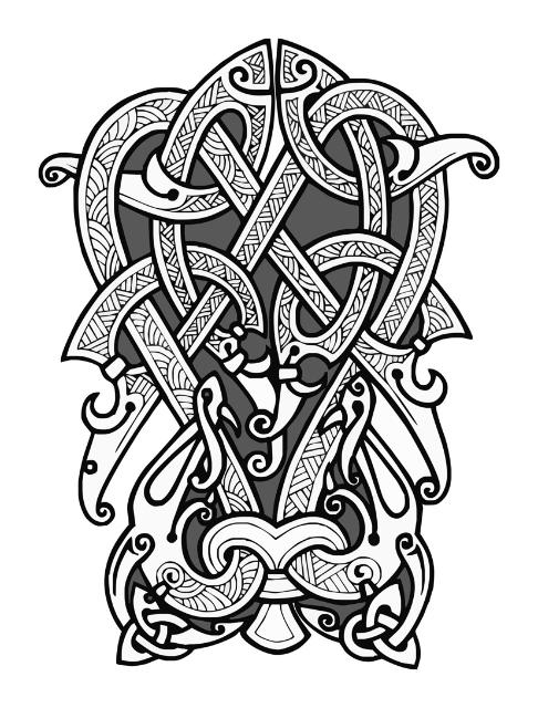 rus north pinterest viking tattoos norse tattoo celtic tattoos. Black Bedroom Furniture Sets. Home Design Ideas