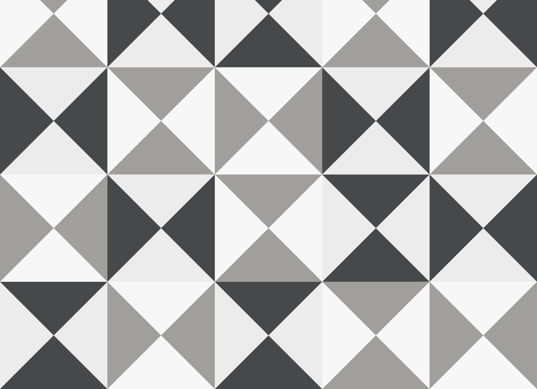 origami triangle pattern vinyl flooring grey Farmhouse