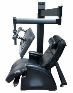 Ergoquest Ergonomic Office Anti Gravity Chair And Monitor Desk Workstation Cheap Office Chairs Chair