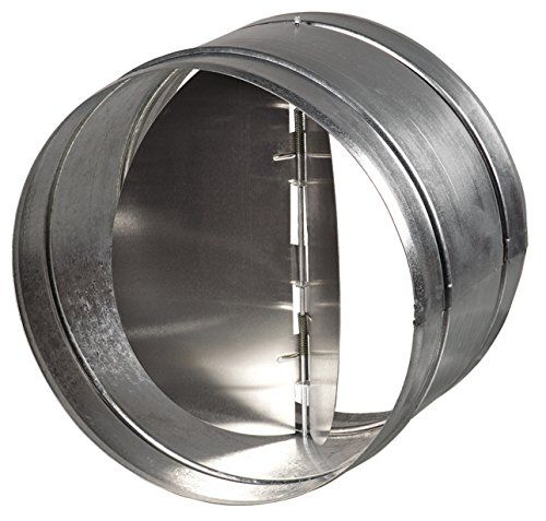 Ventsus Kom 250 U Galvanized Steel Round Back Valve 10inch Want To Know More Click On The Image Galvanized Galvanized Steel Steel