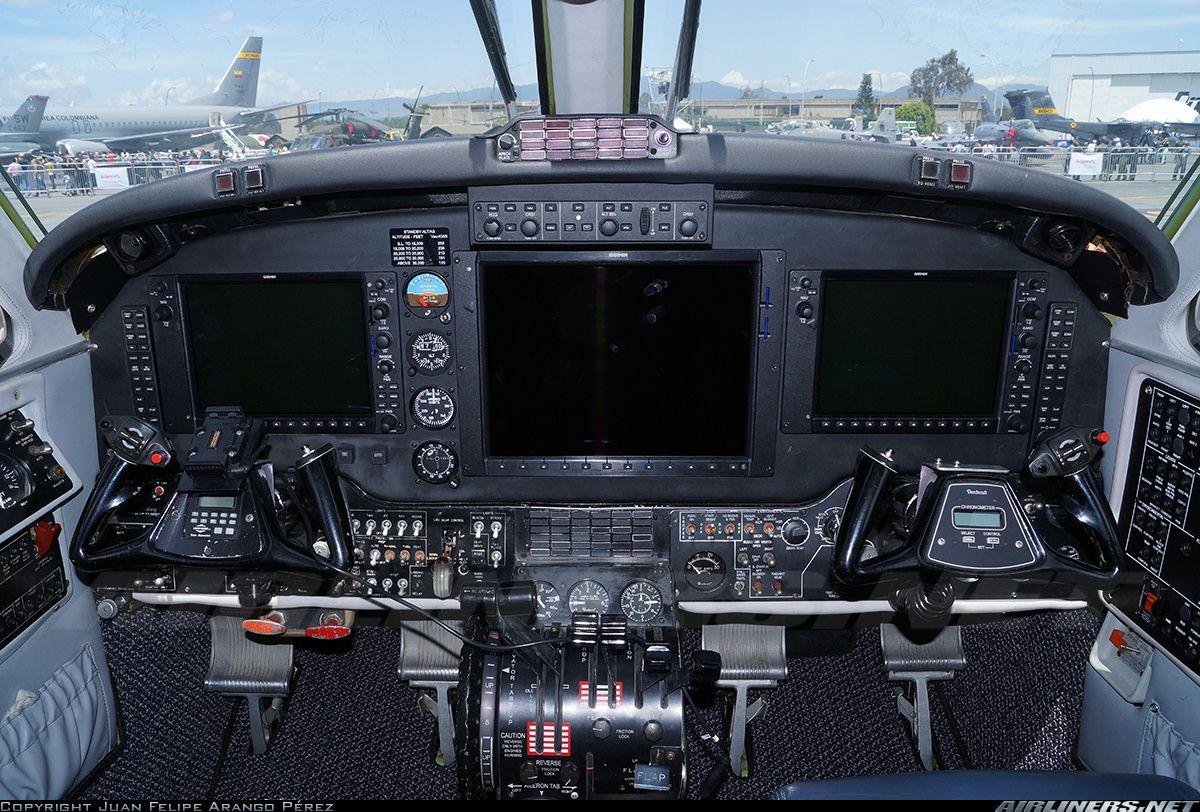 Aeronautica Civil de Colombia Beech 200 Super King Air