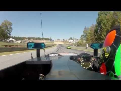 Badass Nissan DeltaWing Attacked in Atlanta Car racer