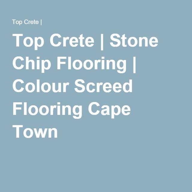 Top Crete Stone Chip Flooring Colour Screed Flooring