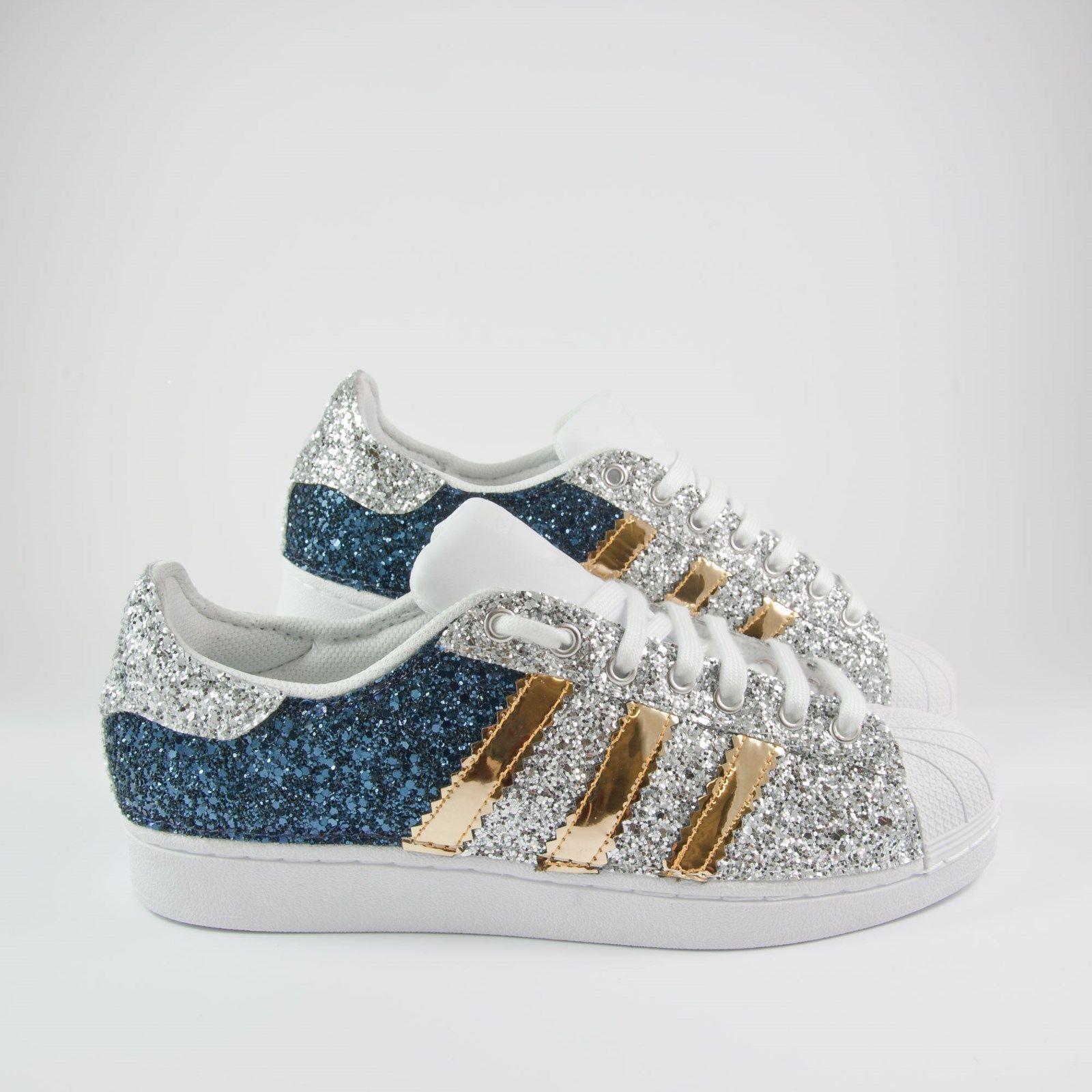 scarpe donna adidas con brillantini
