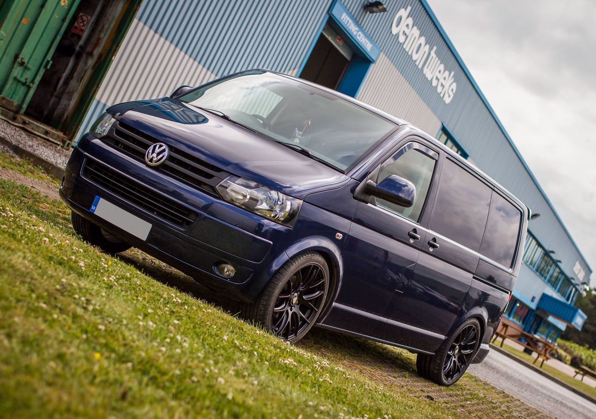 9faae85b85 My 2010 2.0tdi T5 VW transporter on Bilsten B14 s with Miltek exhaust and  Superchips remap 180bhp.