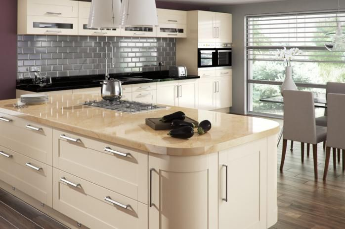 Reflection Cappuccino Shaker Style | Cash & Carry Kitchens | Kitchen ...