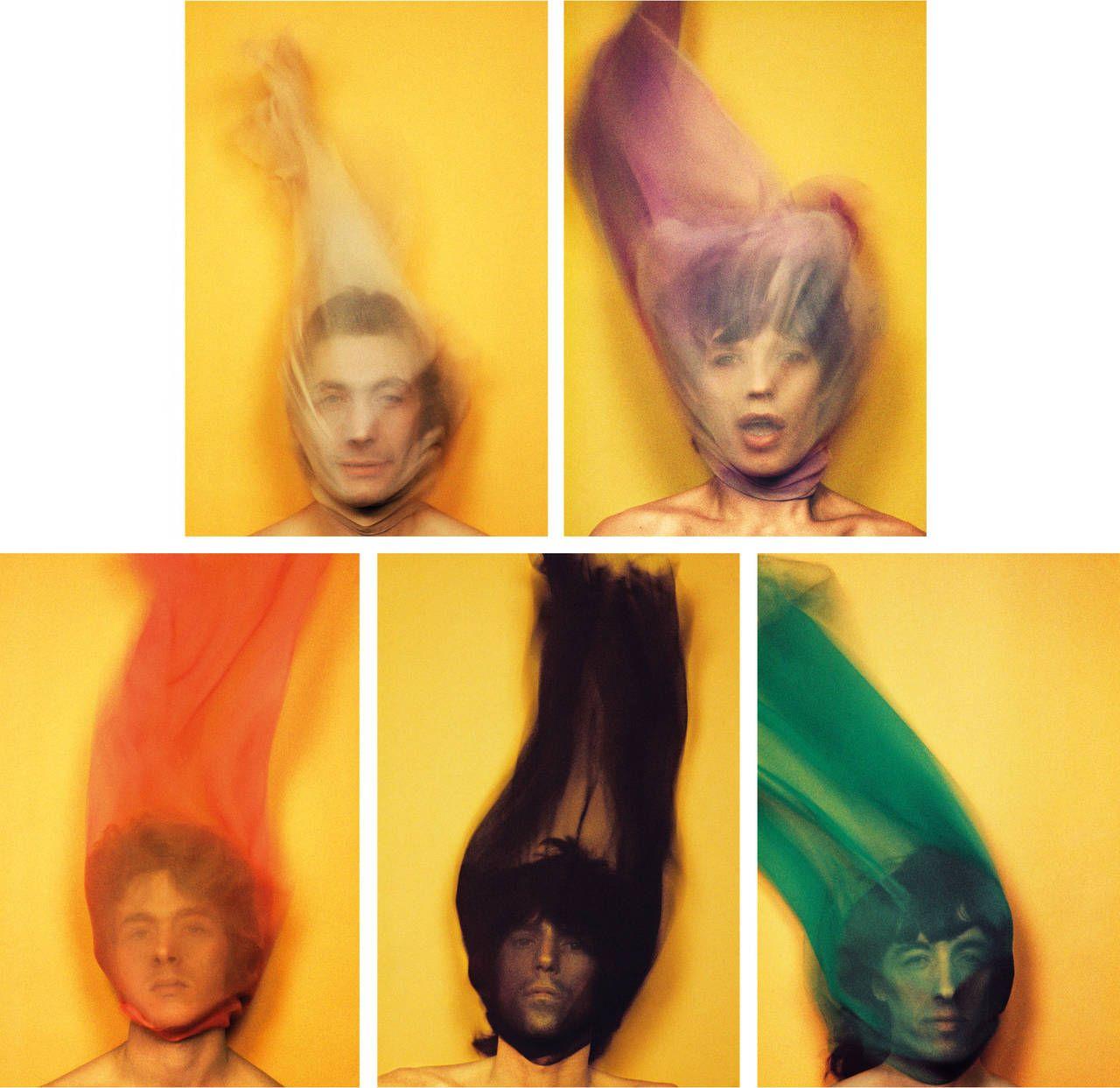 The Rolling Stones - Goats Head Soup Set | David Bailey, 1973 ...