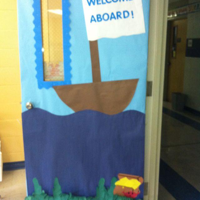 Ocean theme classroom