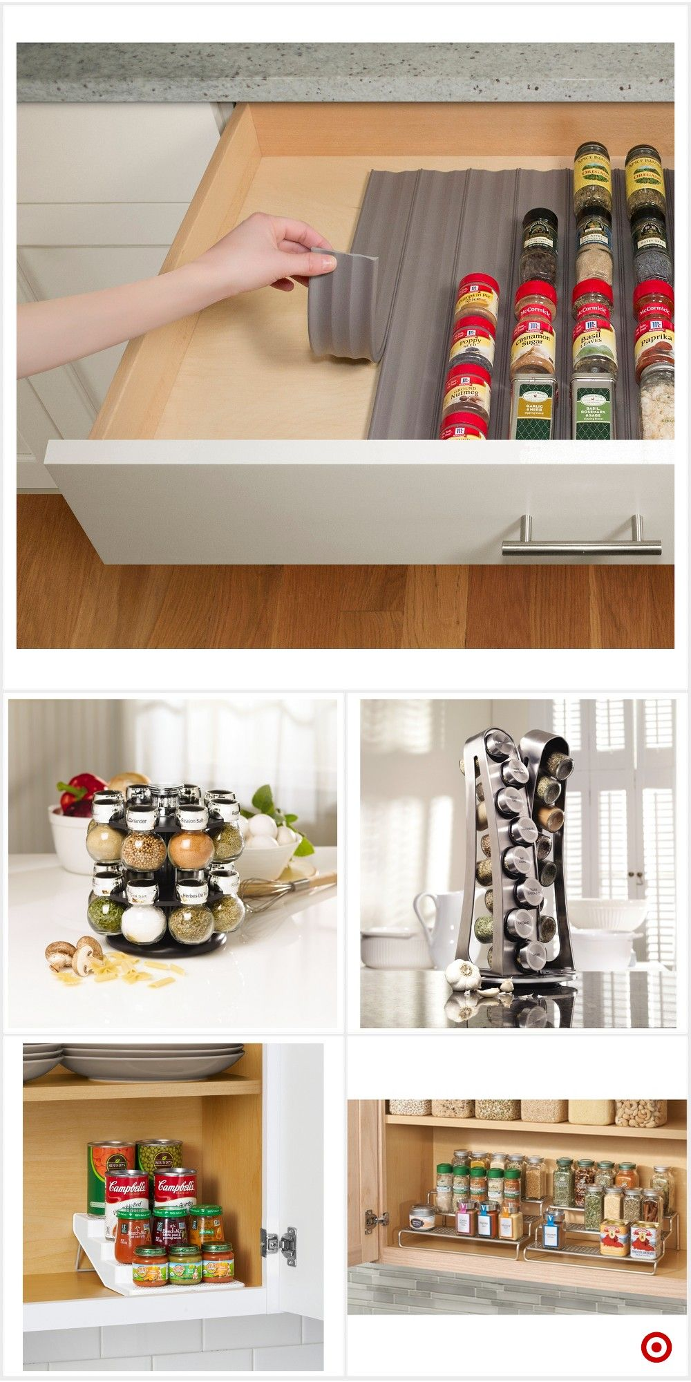 Shop Target for spice rack you will love at great low prices. Free ...
