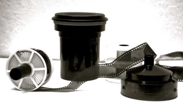 Develop black and white films all by yourself