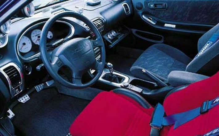 Acura Integra Gsr Interior We Keep Rollin And Rollin And Rollin