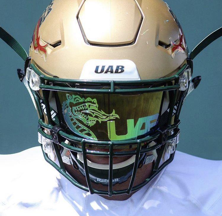 University Of Alabama Uab Birmingham Dragons Custom Shoc