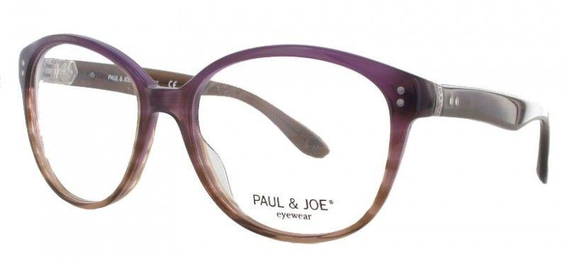 fb1d46d44376b0 Lunettes optique Paul and Joe PHENIX 21 VIBR   Spectacles ...