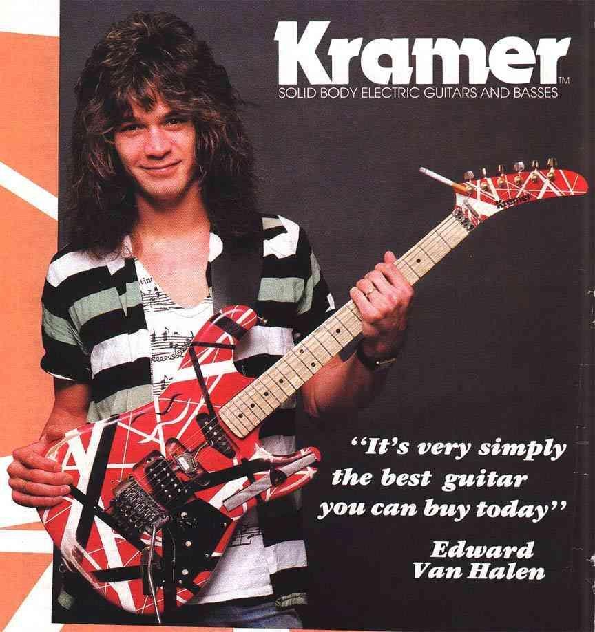 Eddie Van Halen S Famous Frankenstein Aka Frankenstrat Guitar Van Halen Eddie Van Halen Guitar