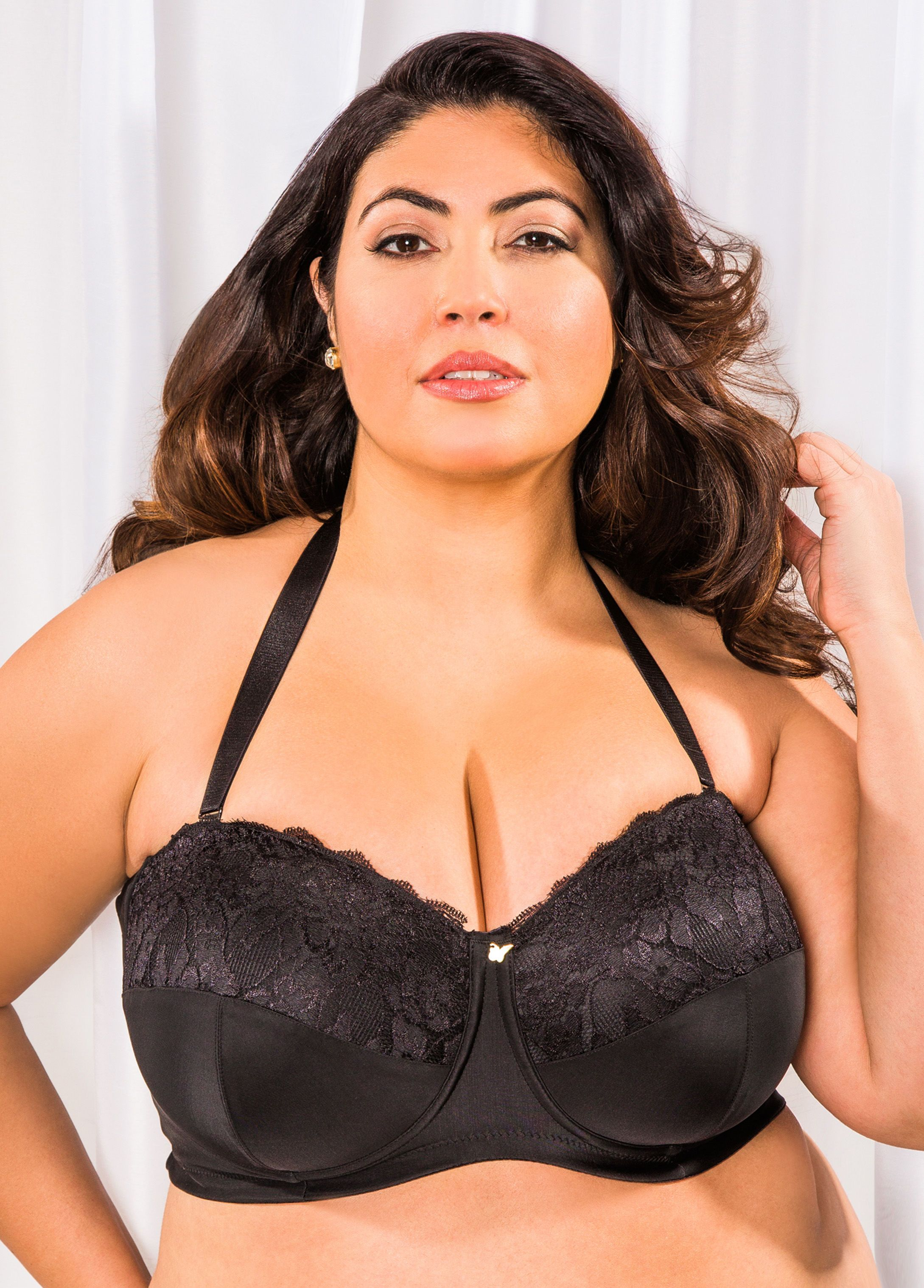 a96cf7705b9 Convertible Strapless Butterfly Bra - Ashley Stewart