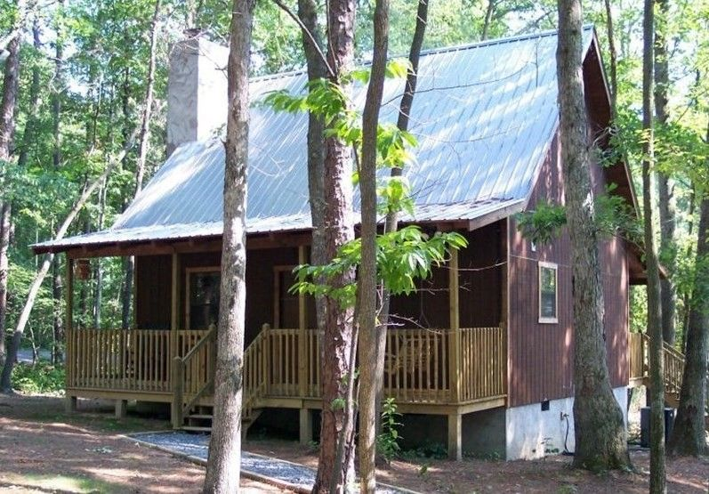 Down Home Cabin Between Desoto State Park