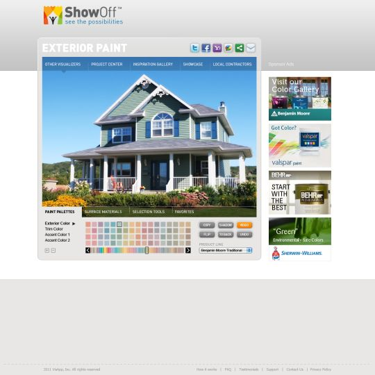 Showoff Home Visualizer Free Download And Software Reviews Cnet Download Com Home House Styles House Design