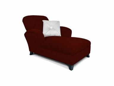 England Two Arm Chaise Lounge 365080d