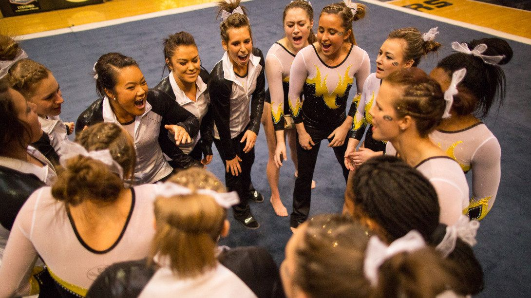 Mizzou scores a 196.100 to place fourth at NCAA Norman