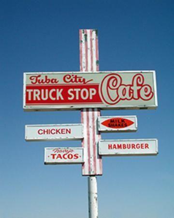 Tuba City Truck Stop Café Tuba City, Arizona Awesome