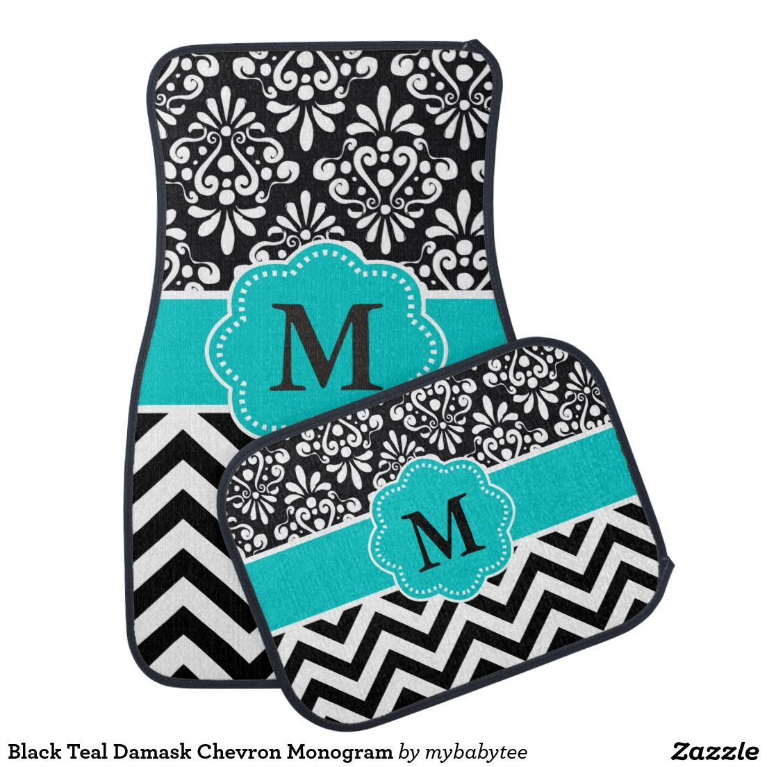mats monogram mat women car for accessories cute license il turtle tribal gift fullxfull floor sweet aztec custom ideas listing personalized