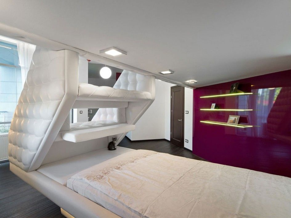 Small loft decorating ideas astoundingly elegant house in dnepropetrovsk by yakusha design master bedroom