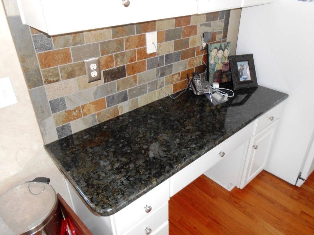 70+ Butterfly Blue Granite Countertop   Kitchen Decor Theme Ideas Check  More At ...